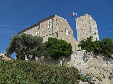 Antibes Tourist Attractions